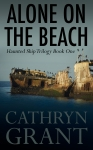 Alone On the Beach Cathryn Grant Suburban Noir